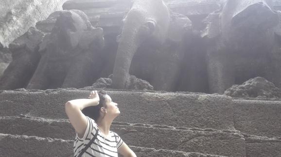 Me and the spiritual elephant